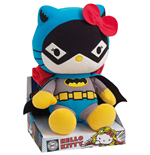 Hello Kitty DC Comics Plush Figure Batwoman 27 cm