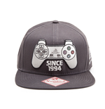 Sony PlayStation Snap Back Baseball Cap Controller