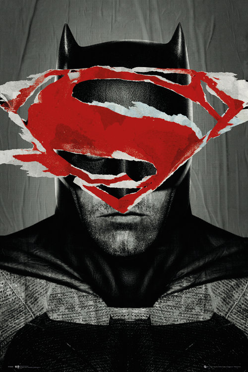 Batman Vs Superman Batman Teaser Maxi Poster