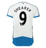 2015-16 Newcastle Home Shirt (Shearer 9) - Kids
