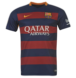 2015-2016 Barcelona Home Nike Shirt (Kids)