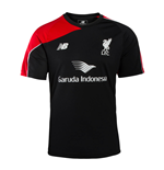 2015-2016 Liverpool Training Shirt (Black)
