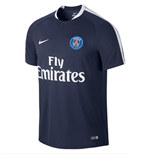 2015-2016 PSG Nike Training Shirt (Navy)