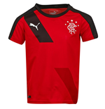 2015-2016 Rangers Puma Away Football Shirt (Kids)