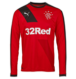 2015-2016 Rangers Away Long Sleeve Shirt