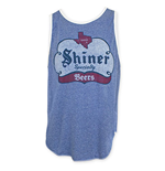 Shiner Specialty Beer Blue Tank Top