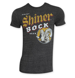 Shiner Bock Men's Black T-Shirt