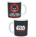 Star Wars Mug Lack of Faith