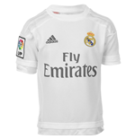 2015-2016 Real Madrid Adidas Home Football Shirt