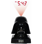 Star Wars Alarm Clock Darth Vader 3D