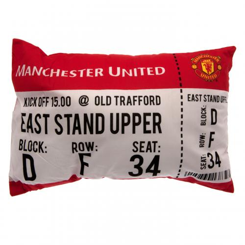 Manchester United F.C. Match Day Cushion