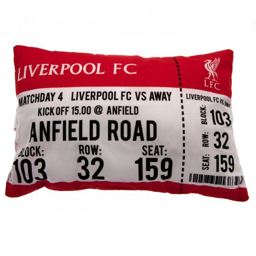 Liverpool F.C. Match Day Cushion