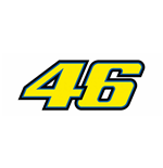 Rossi 46 Sticker 2015