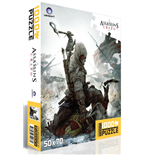 Assassin's Creed - Puzzle 1000 Pz - Connor Verticale