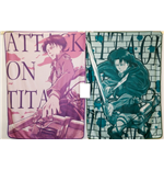 Attack On Titan - Levi Ackerman Blanket - 160 x 120 Cm