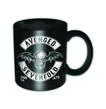 Avenged Sevenfold Mini Mug - Deathbat Crest