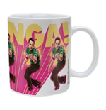 Big Bang Theory Mug - Pink