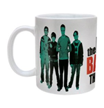 Big Bang Theory Mug - Green