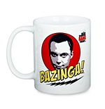 Big Bang Theory Mug - Bazinga