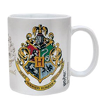 Harry Potter Mug - Hogwarts Crest