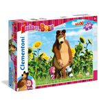 Masha and the Bear Puzzles 141158