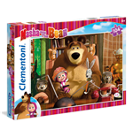 Masha and the Bear Puzzles 141167