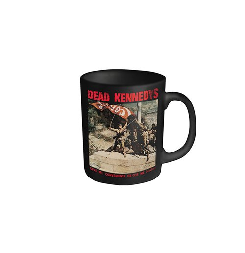 Dead Kennedys - Convenience Or Death Mug