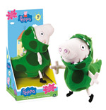 Peppa Pig - George Electric Dinosaur Plush toy