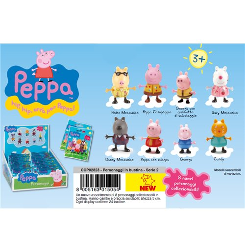 Peppa pig toy for only £ at merchandisingplaza uk