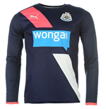 2015-2016 Newcastle Third Long Sleeve Shirt