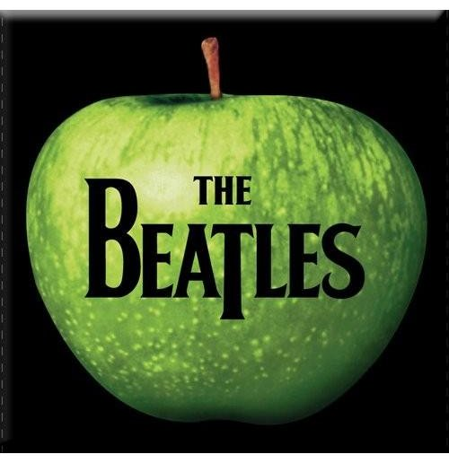 Beatles Metal Magnet - In Apple