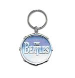 The Beatles Keychain - Drum Logo