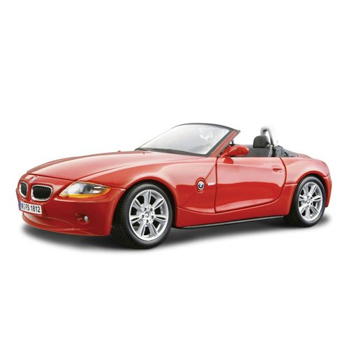 Bmw Z4 For Sale In Uk: BMW Z4 1:24 Diecast Model For Only £ 12.93 At