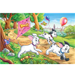 One Hundred and One Dalmatians Reversible Puzzles