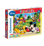Mickey Mouse Puzzles 142452