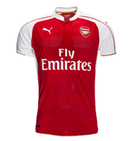 2015-2016 Arsenal Puma Home Football Shirt (Kids)