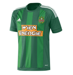 2015-2016 Rapid Vienna Adidas Home Football Shirt