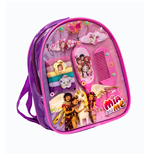 Mia and me Hair accessories with backpack