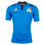 2015 Italy Adidas Home Rugby Shirt