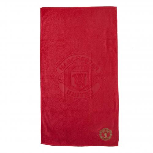 Manchester United F.C. Jacquard Towel