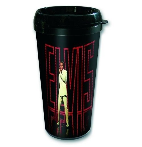 Elvis Presley - In Light Travel Mug