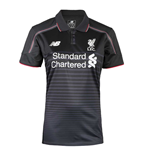 2015-2016 Liverpool Third Ladies Football Shirt