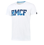 2015-2016 Real Madrid Adidas Graphic Tee (White)