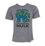 Hulk Double Sided Grey T-Shirt