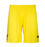 2015-2016 Liverpool Third Goalkeeper Shorts (Yellow)