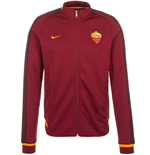 2015-2016 AS Roma Nike Authentic N98 Jacket (Red) - Kids