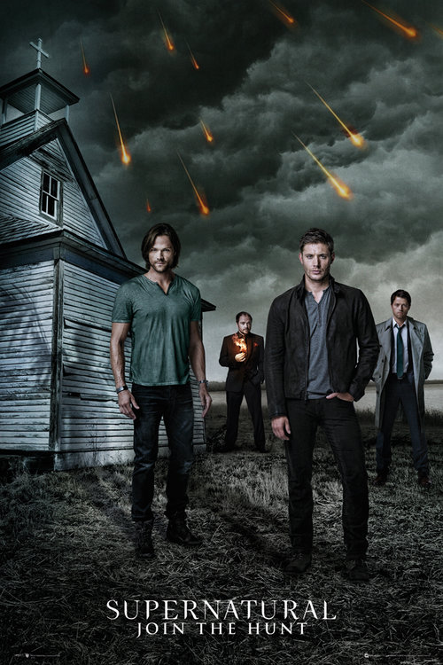 Supernatural Church Maxi Poster