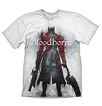 Bloodborne T-Shirt Hunter Street White