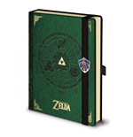 Legend of Zelda Notebook A5 Triforce