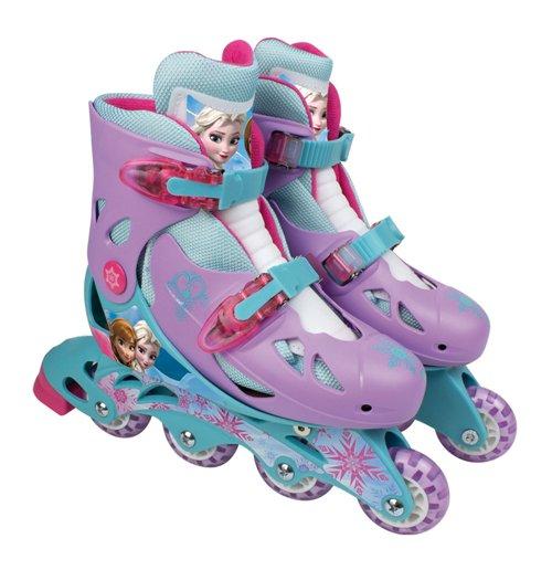 Buy Official DISNEY Frozen Inline Roller Skates (34-37) c6838f1bcd23e